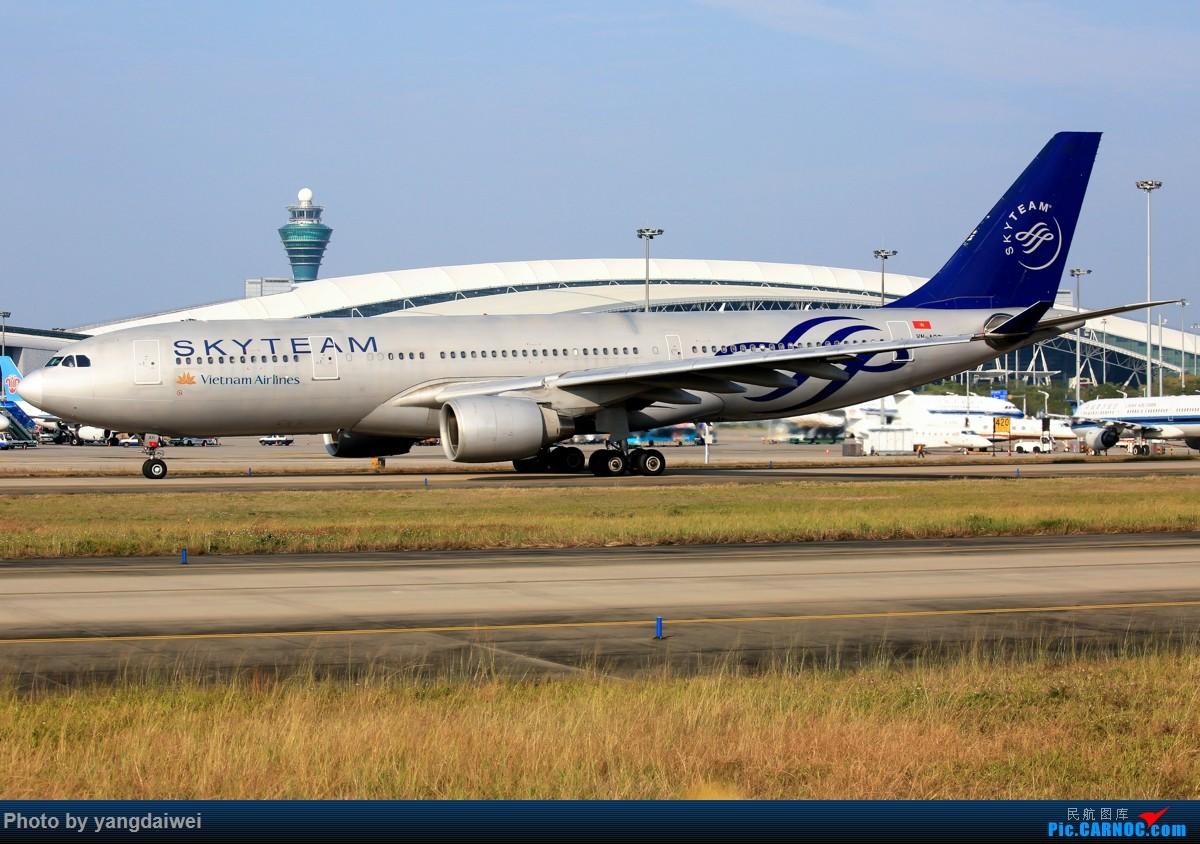 Re:[原创]冒泡 AIRBUS A330-200 VN-A371 中国广州白云国际机场