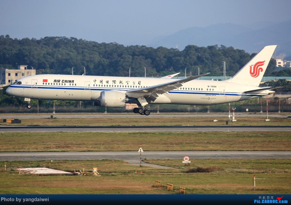 Re:[原创]冒泡 BOEING 787-9 B-7898 中国广州白云国际机场