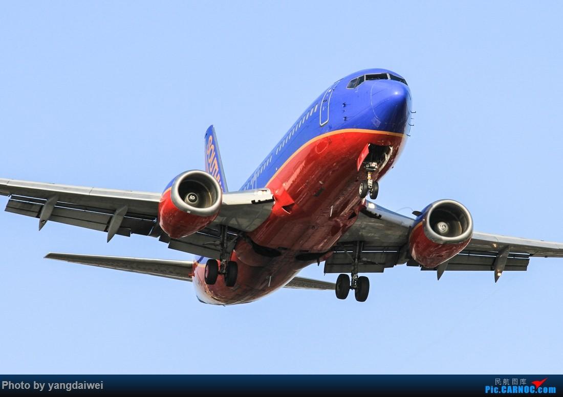 Re:[原创]冒泡 BOEING 737-700  美国洛杉矶机场