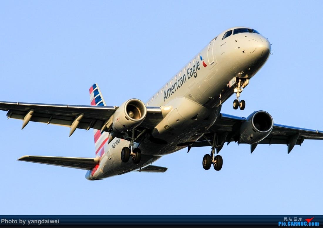 Re:[原创]冒泡 EMBRAER E-175  美国洛杉矶机场
