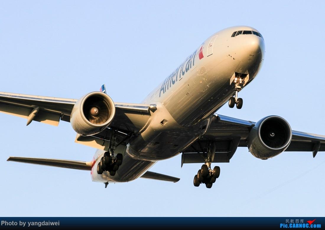 Re:[原创]冒泡 BOEING 777-300ER  美国洛杉矶机场
