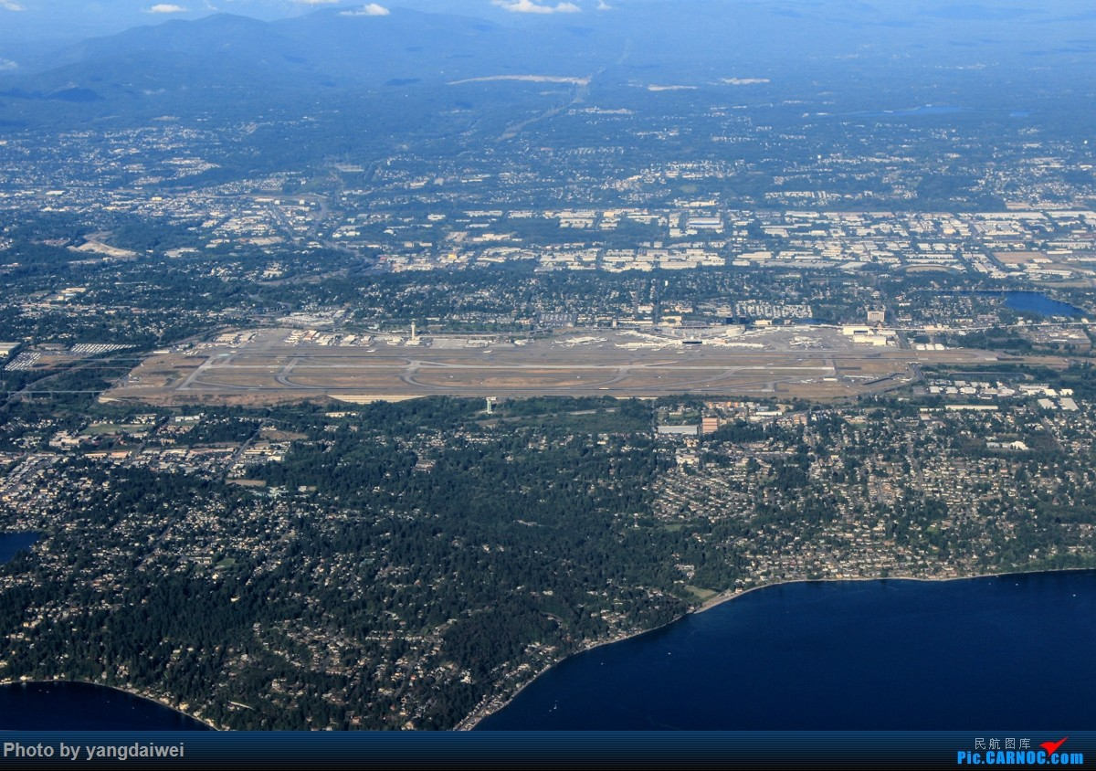 Re:[原创]冒泡    美国西雅图机场