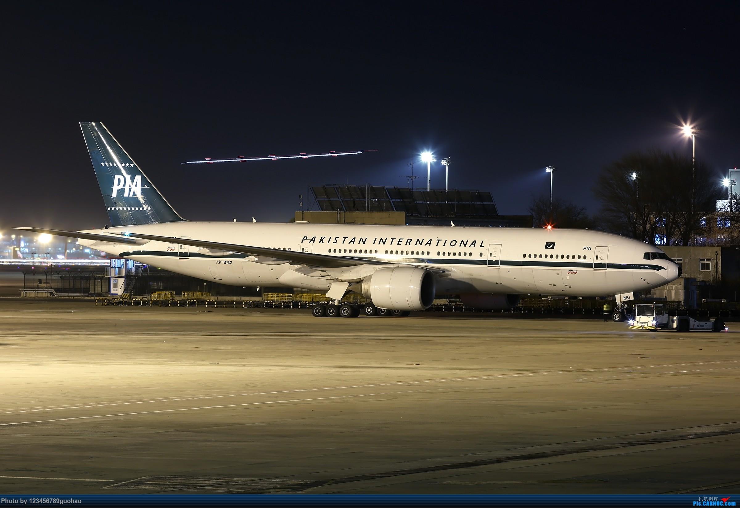 [原创]一图党-PIA BOEING 777-200 AP-BMG 北京首都国际机场
