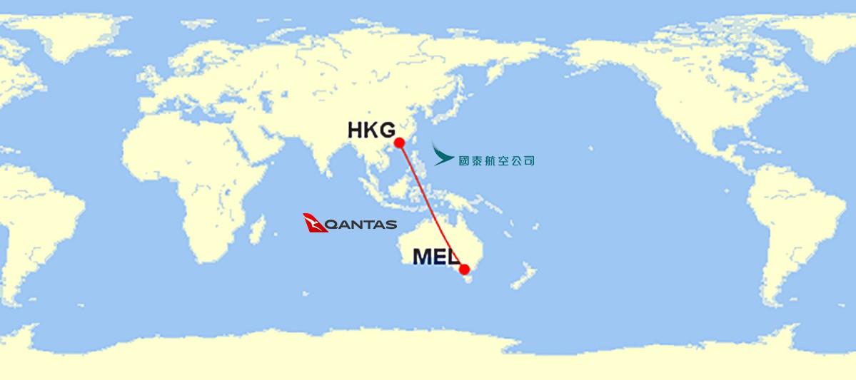 [原创]【 环球十万公里 | 除了横跨太平洋 | 袋鼠国泰 | 续集完 】