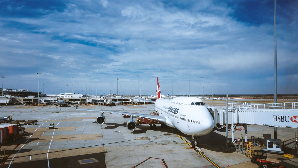 Re: [原创]【 环球十万公里 | 除了横跨太平洋 | 袋鼠国泰 | 续集 】 BOEING 747-400 VH-OJU 澳大利亚墨尔本机场