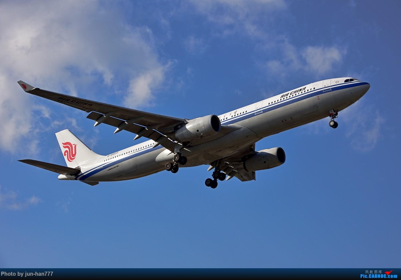 [原创]即将落地的航班 AIRBUS A330-300 B-6523