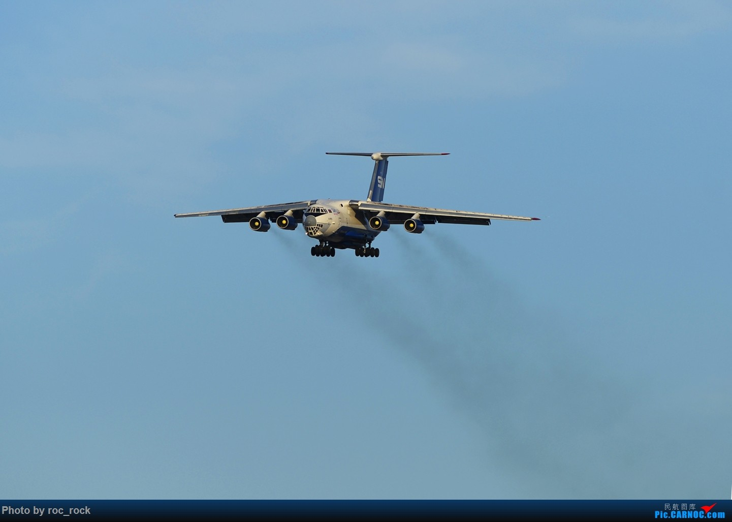 Re:[原创]丝路航空的伊尔76 IL76TD