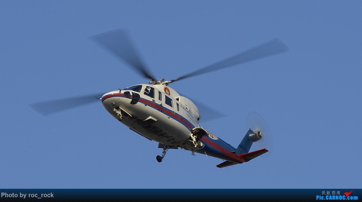 Re:[原创]丝路航空的伊尔76 SIKORSKY S-76C+ B-7313 中国大连国际机场