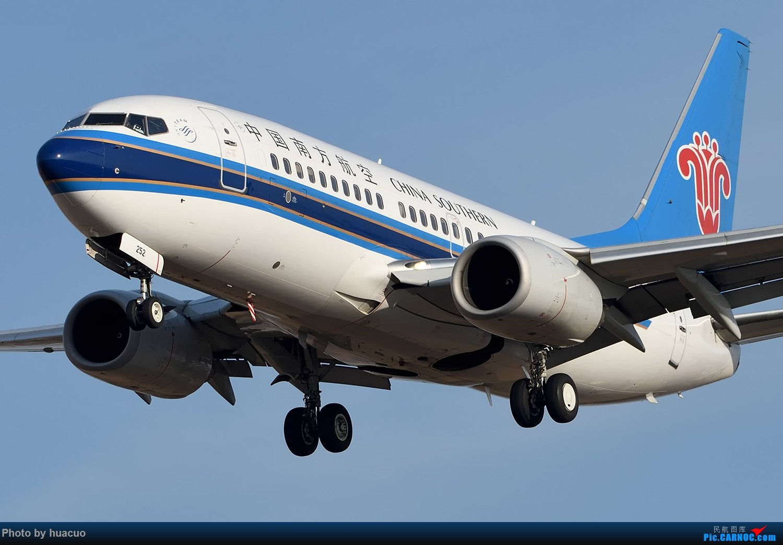 Re:[原创]【TYN】太原武宿机场进近。。。。。。 BOEING 737-700 B-5252 中国太原武宿国际机场