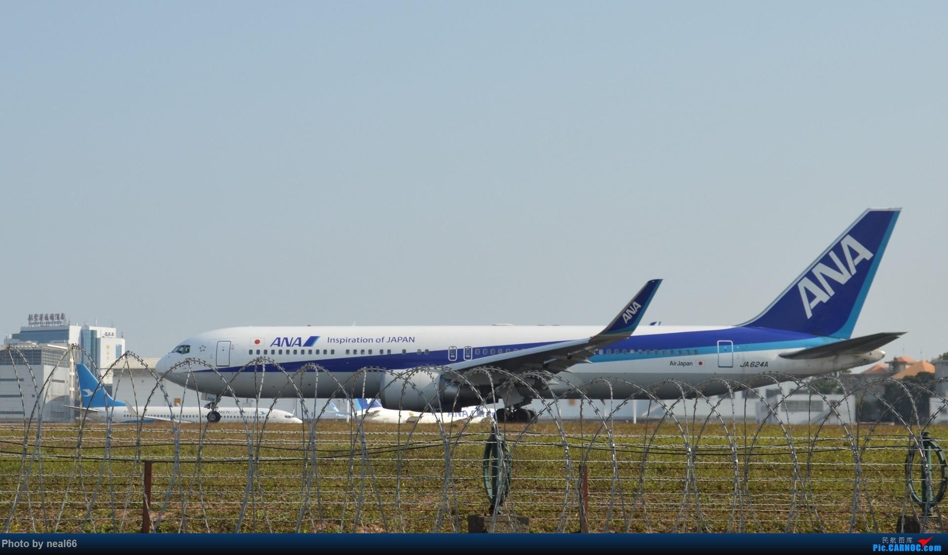Re:[原创]厦门机场拍机 767 JA624A 中国厦门高崎国际机场