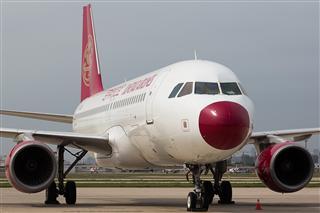 【TSN】吉祥航空(HO,Juneyao Airlines) 红鼻子 B-6395 A320