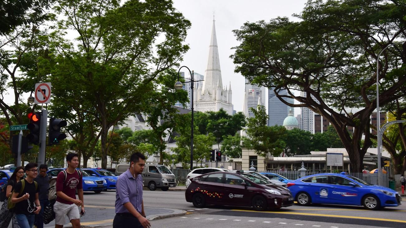 Re:[原创]新加坡游记 第五集:圣淘沙变形金刚,谢友人辗转返航