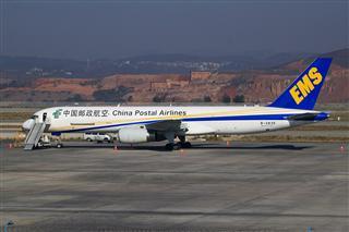 Re:【chenchangCC】出发前拍到个邮航757