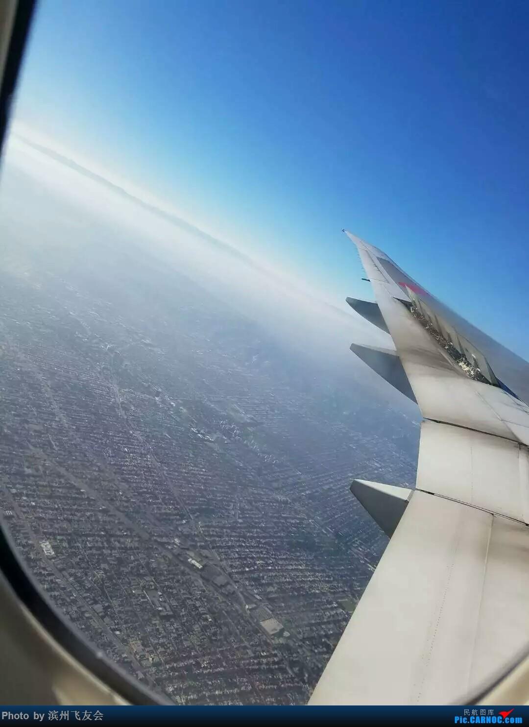 Re:[原创]全日空美国游记2-东京羽田,洛杉矶 BOEING 777-200ER  洛杉矶国际机场东