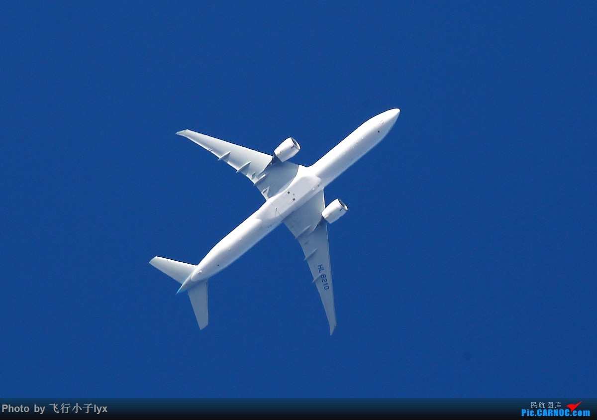 Re:[原创]杂七杂八 BOEING 777-300ER HL8210 中国大连国际机场
