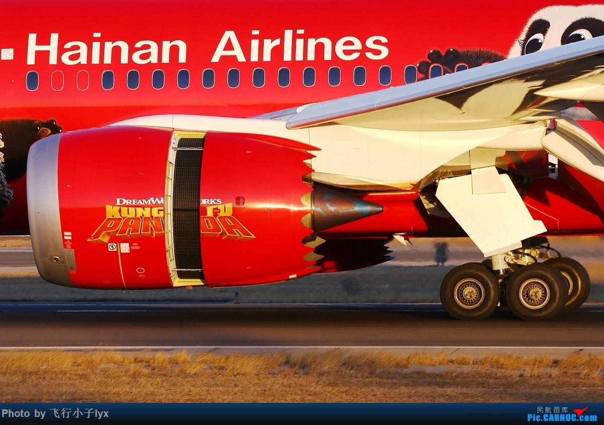 Re:[原创]杂七杂八 BOEING 787-9 B-6998 中国北京首都国际机场