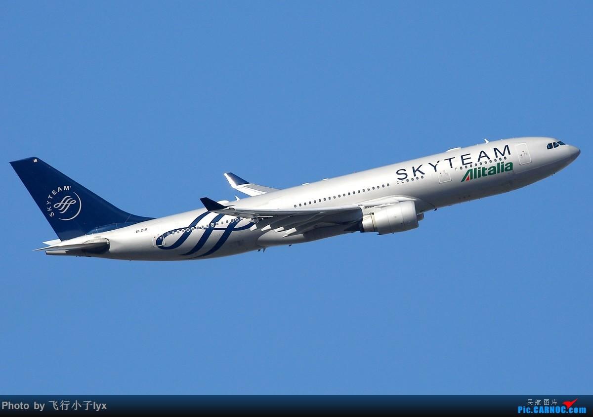 Re:[原创]杂七杂八 AIRBUS A330-200 EI-DIR 中国北京首都国际机场