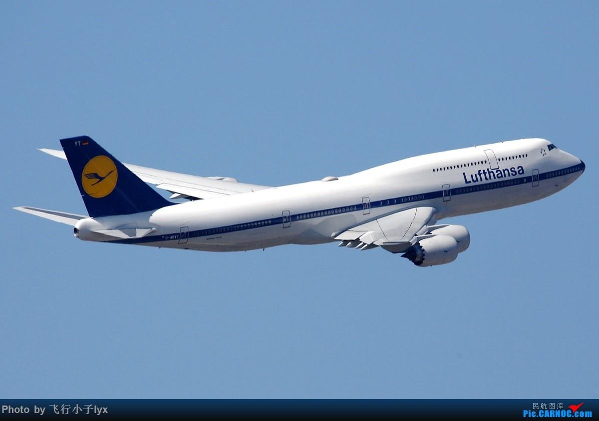 Re:[原创]杂七杂八 BOEING 747-8I D-ABYT 中国北京首都国际机场
