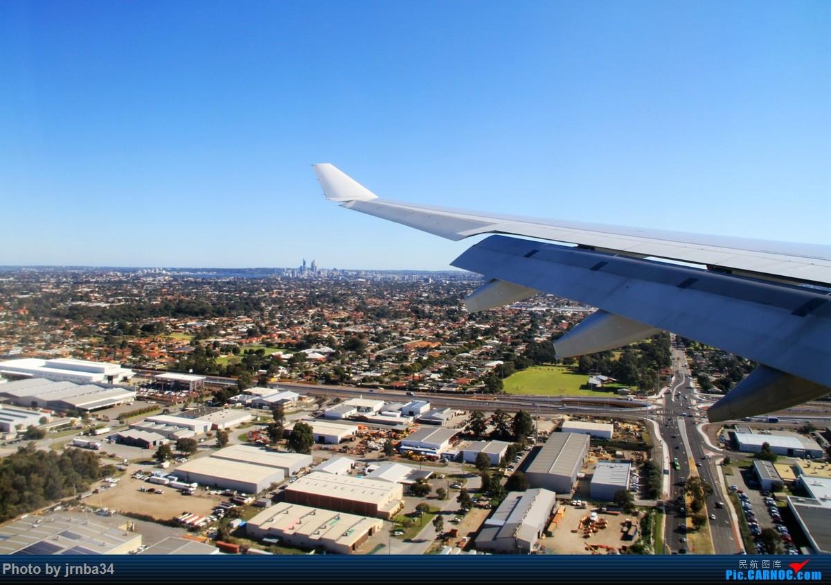 Re:[原创]【杭州飞友会】King游记(116)维珍澳大利亚航空 VA679 A330-200 墨尔本MEL-珀斯PER 走遍澳洲·西澳州+南澳州+昆士兰州+塔斯马尼亚州