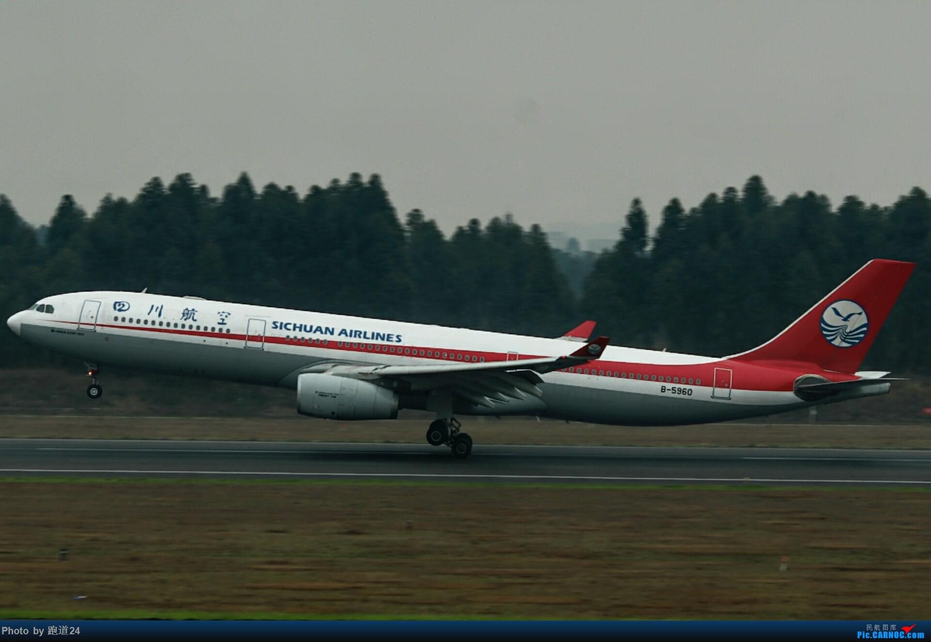 Re:[原创]冒个泡,嘻嘻😄 AIRBUS A330-300 B-5960 中国成都双流国际机场