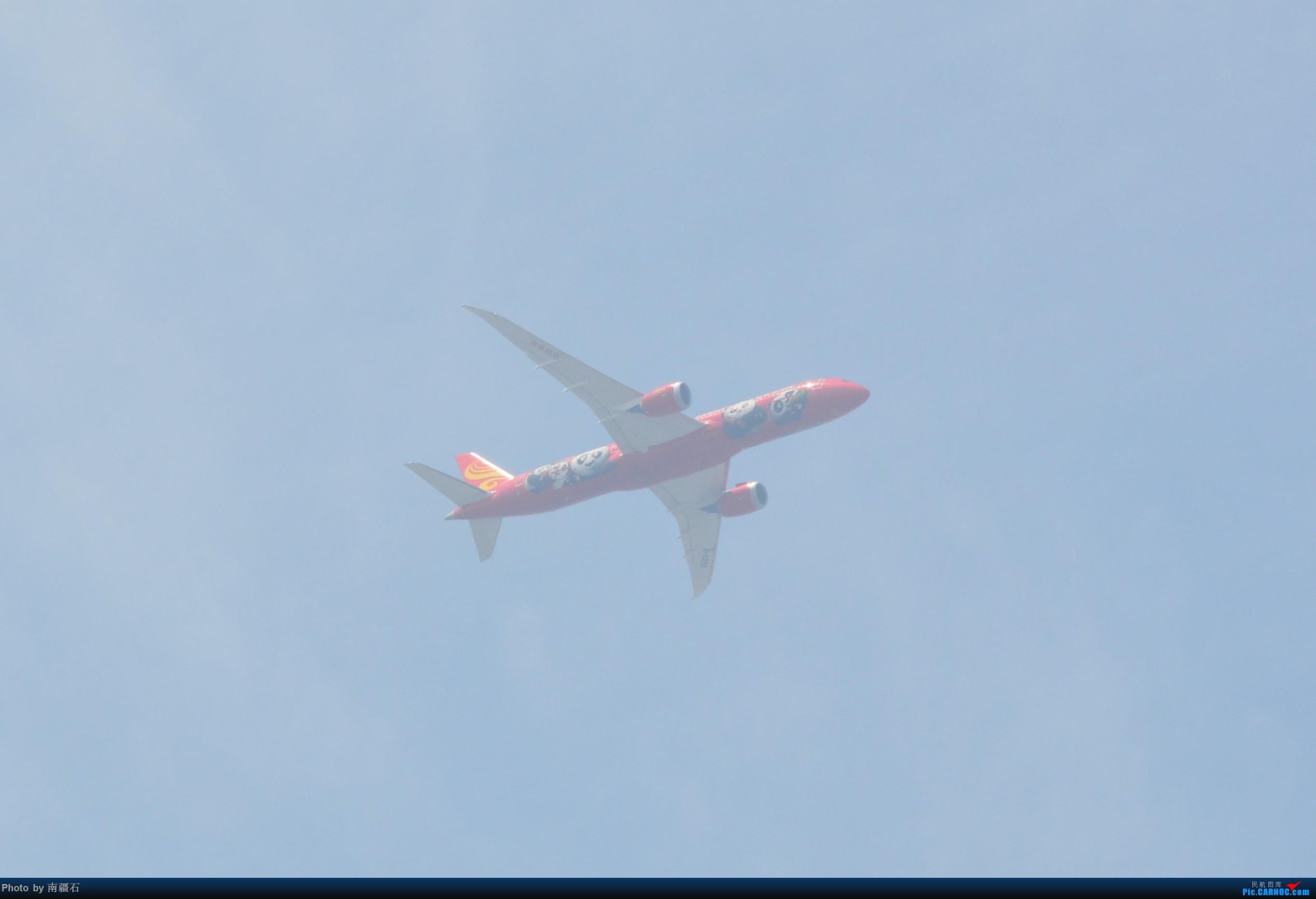 Re:[原创]成都三环边儿上偶遇海航大熊猫B-6998 BOEING 787-9 B-6998 中国成都双流国际机场