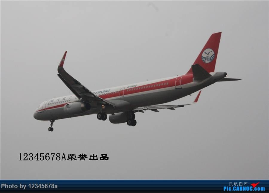 Re:[原创]2017双流首拍 AIRBUS A321-200 B-1890