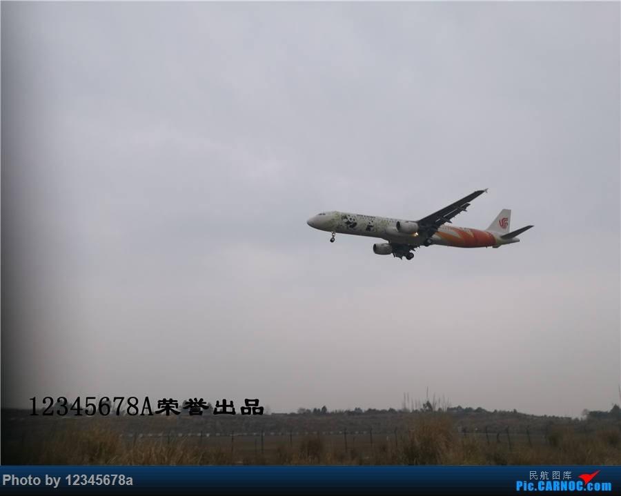 Re:[原创]2017双流首拍 AIRBUS A319  中国成都双流国际机场