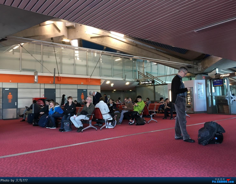 Re:[原创]再次感受欧洲最佳——土耳其航空(回程被坑晚点4个多小时) BOEING 737-800   法国里昂机场