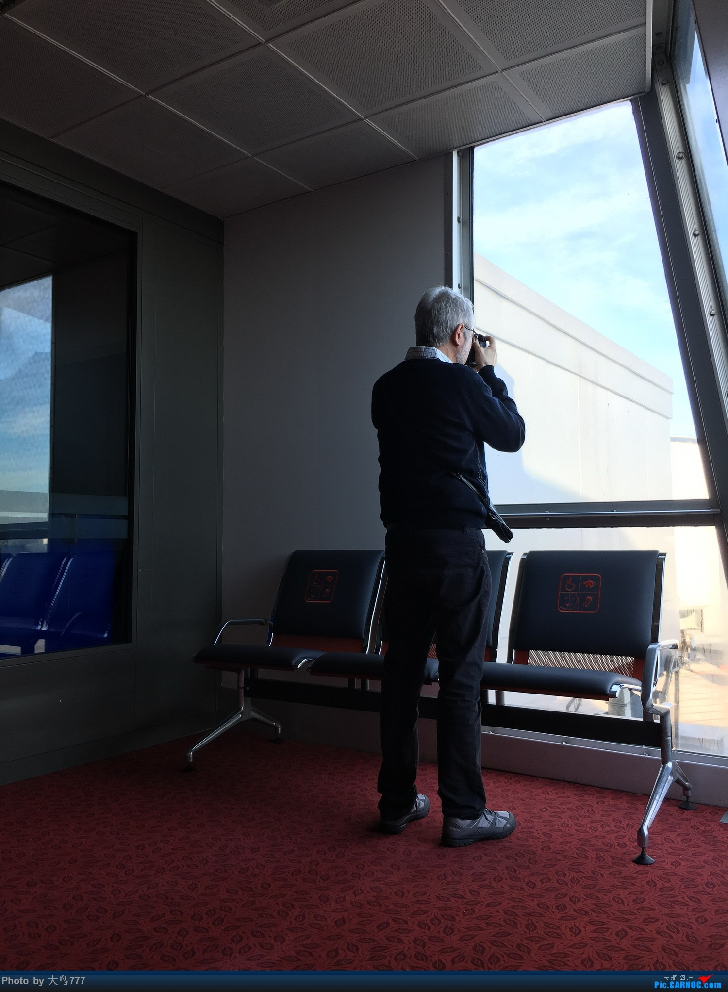 Re:[原创]再次感受欧洲最佳——土耳其航空(回程被坑晚点4个多小时)    法国里昂机场