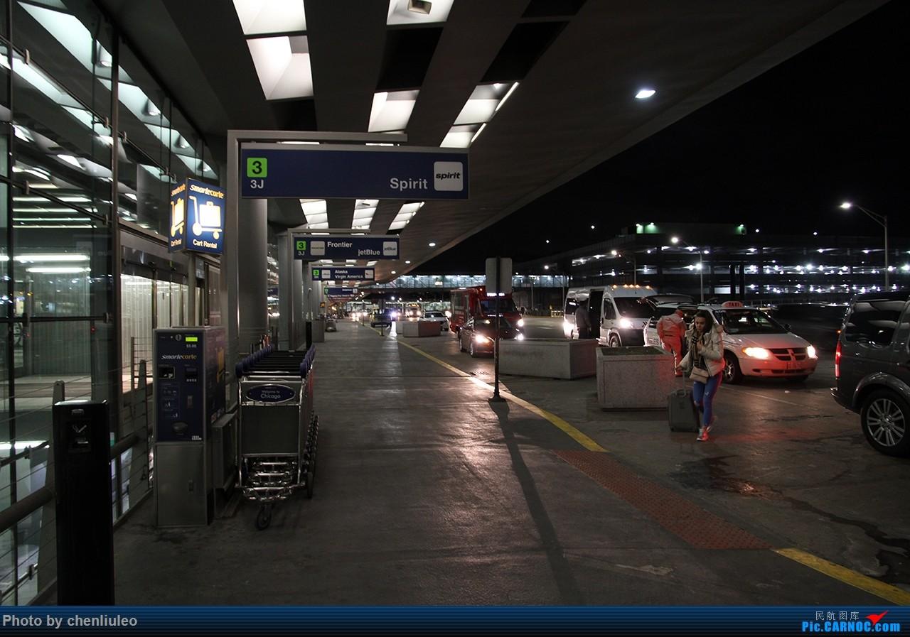 [原创]【北美飞友会】超廉价航空 美国精神航空 ORD-LAX 体验报告