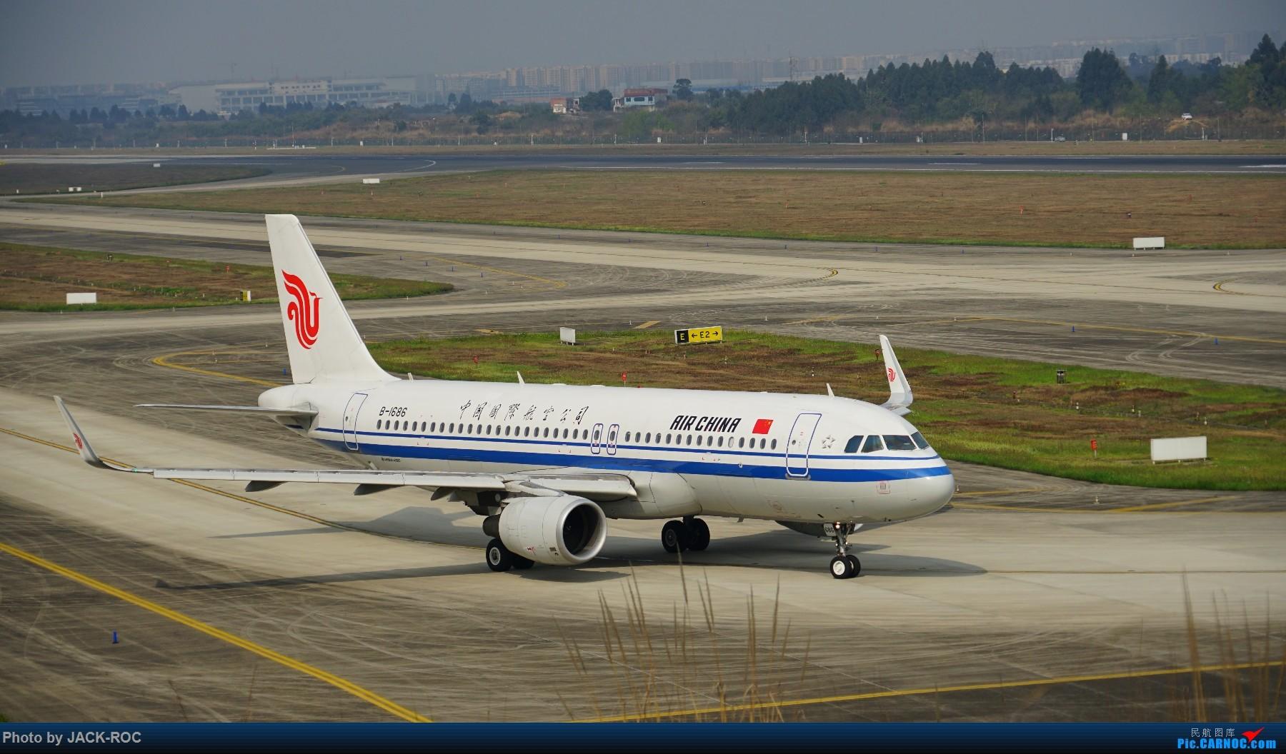Re:[原创][CTU]2017.3.20春分拍机 AIRBUS A320-200 B-1686 中国成都双流国际机场