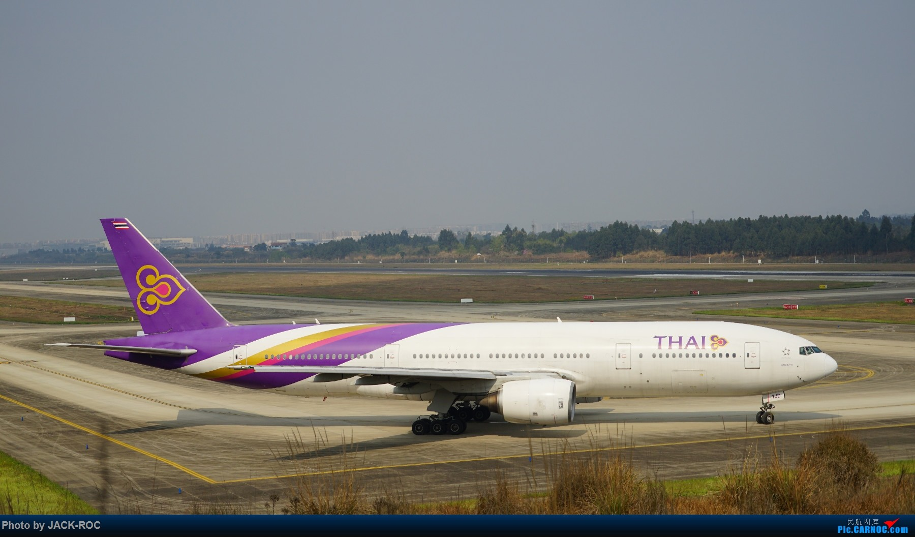 Re:[原创][CTU]2017.3.20春分拍机 BOEING 777-200  中国成都双流国际机场