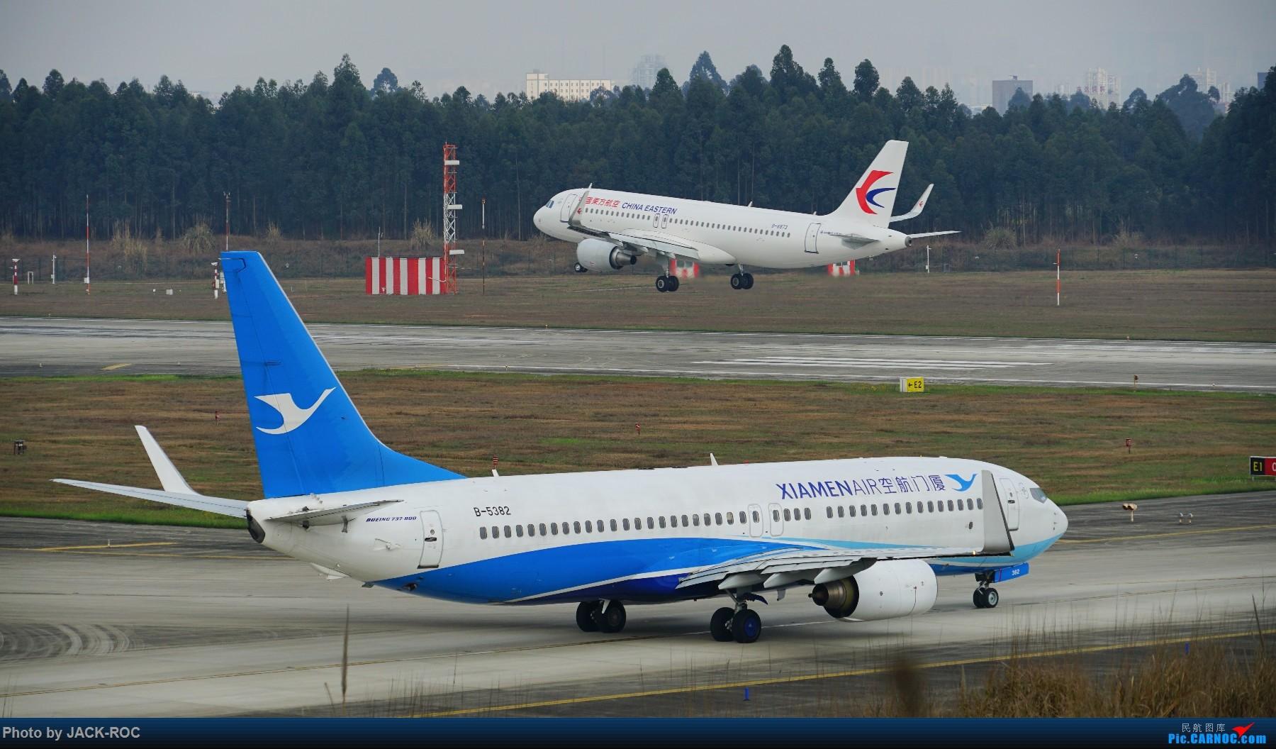 Re:[原创][CTU]2017.3.20春分拍机 BOEING 737-800 B-5382 中国成都双流国际机场