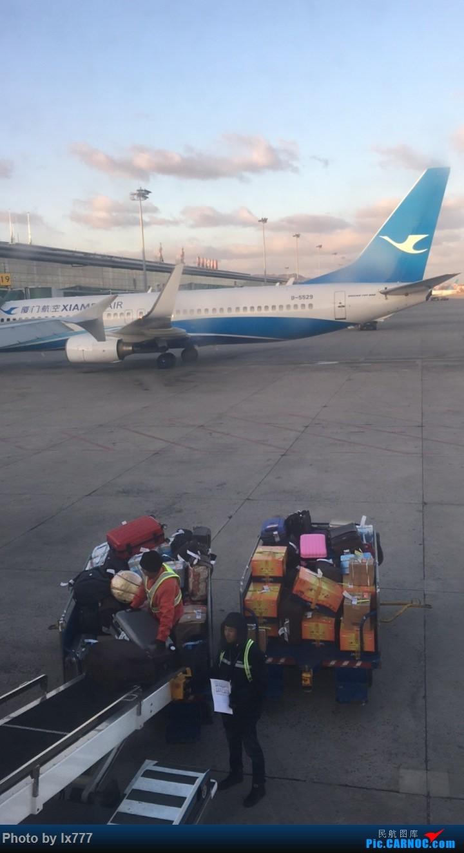 [原创]圣诞期间的莫斯科之行! AIRBUS A321-200 B-2287 中国大连国际机场