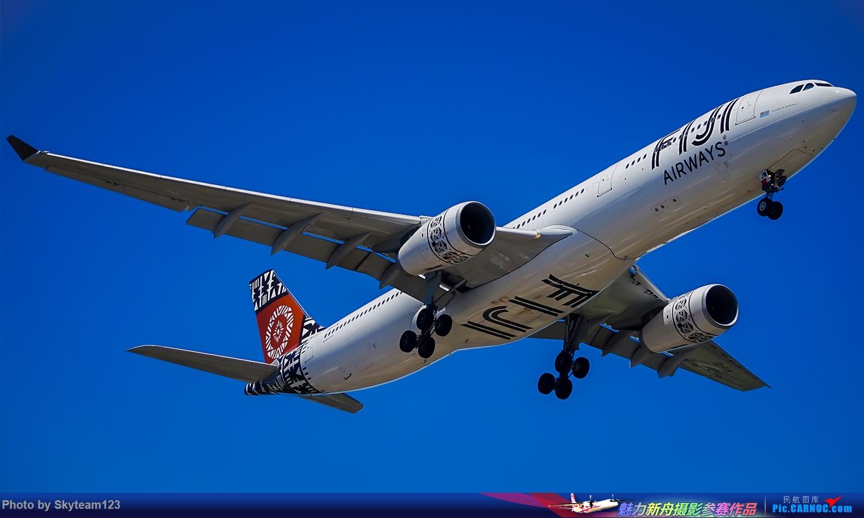 测试帖2 A330-300  澳大利亚悉尼金斯福德·史密斯机场