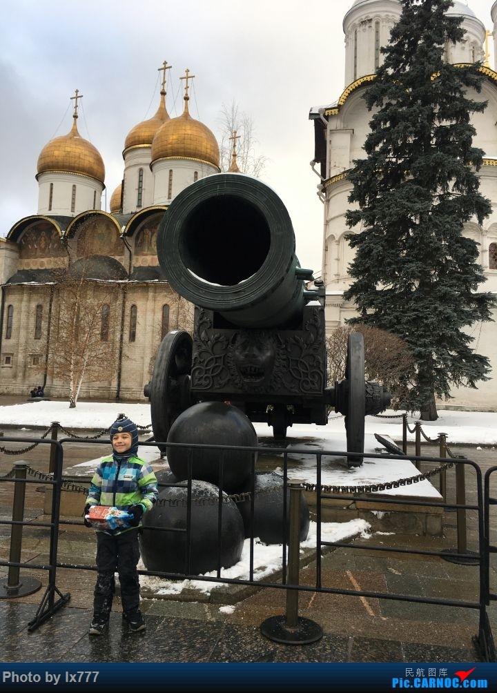 Re:[原创]圣诞期间的莫斯科之行!