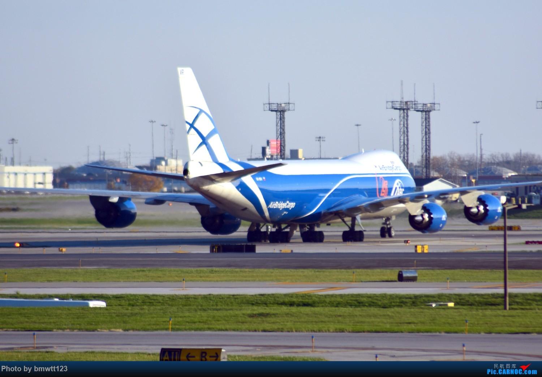 Re:[原创]【ORD芝加哥】迟来的美国游记之芝加哥转机,碴图谨入 748F VQ-BVR 芝加哥奥黑尔国际机场