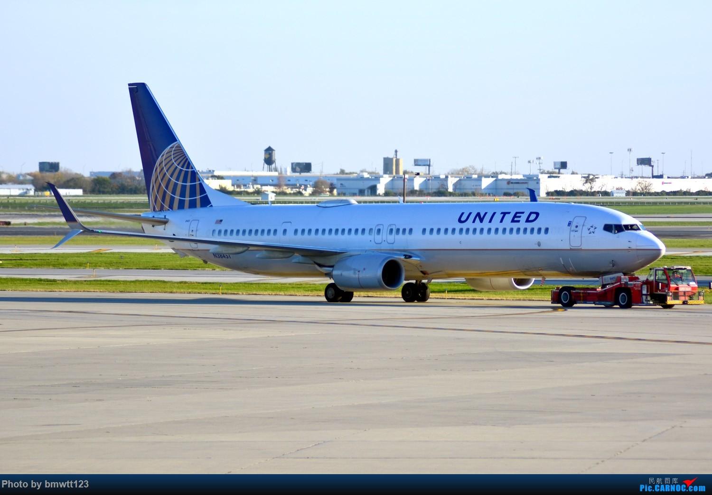 Re:[原创]【ORD芝加哥】迟来的美国游记之芝加哥转机,碴图谨入 738 N38451 芝加哥奥黑尔国际机场