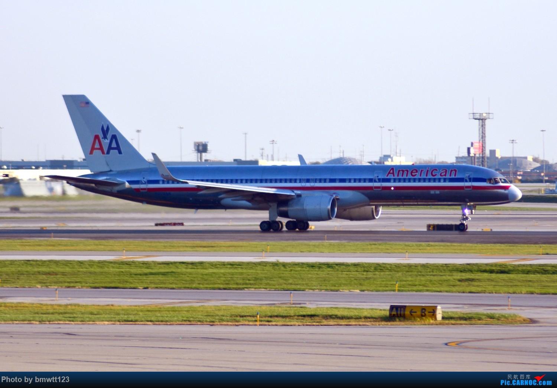 Re:[原创]【ORD芝加哥】迟来的美国游记之芝加哥转机,碴图谨入 752 XXX??? 芝加哥奥黑尔国际机场