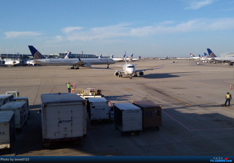 Re:[原创]【ORD芝加哥】迟来的美国游记之芝加哥转机,碴图谨入 753 N77867 芝加哥奥黑尔国际机场