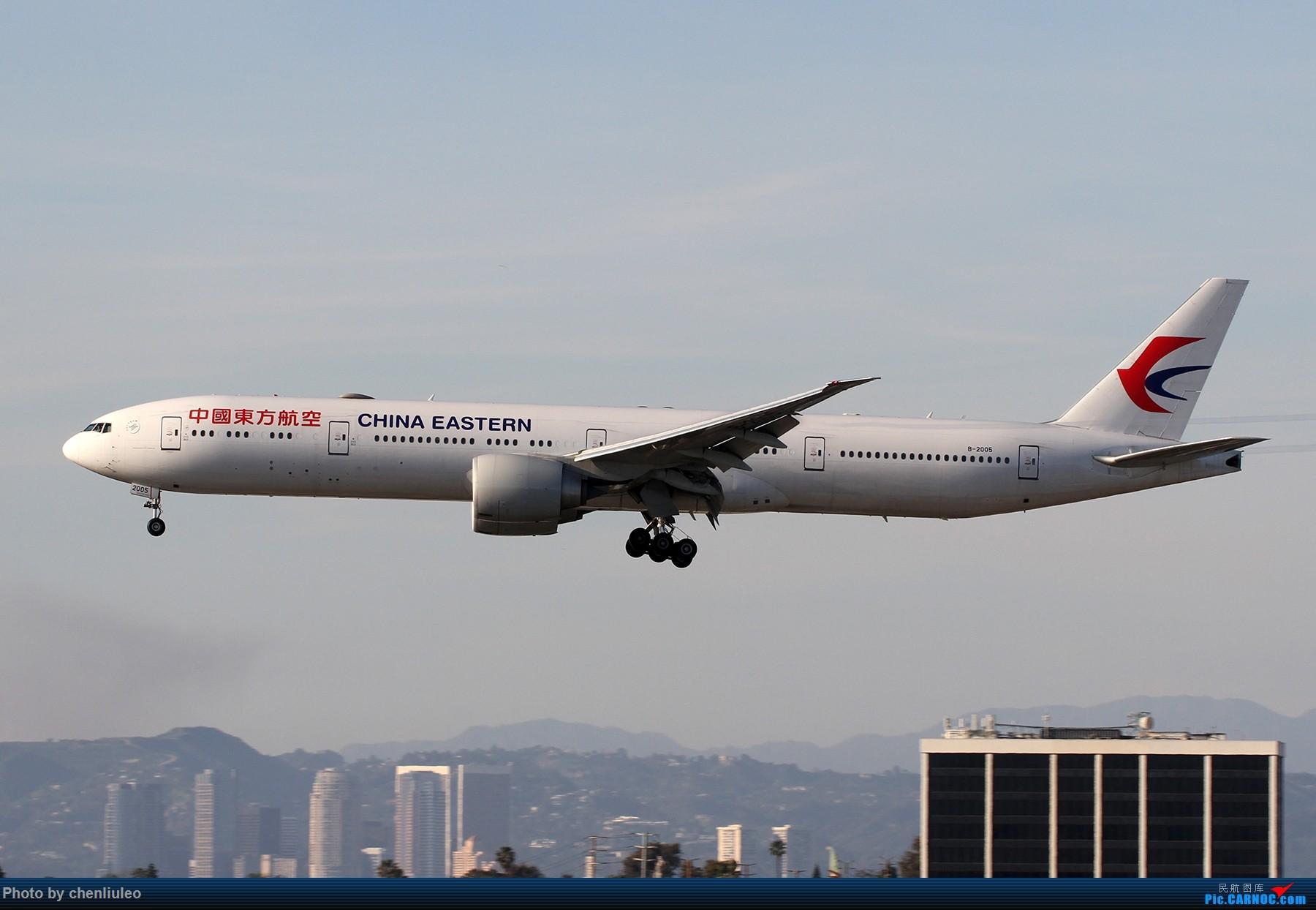 Re:[原创]【北美飞友会】全日空星球大战BB-8黄昏中降落LAX 以及一些杂图 BOEING 777-300ER B-2005 美国洛杉矶机场