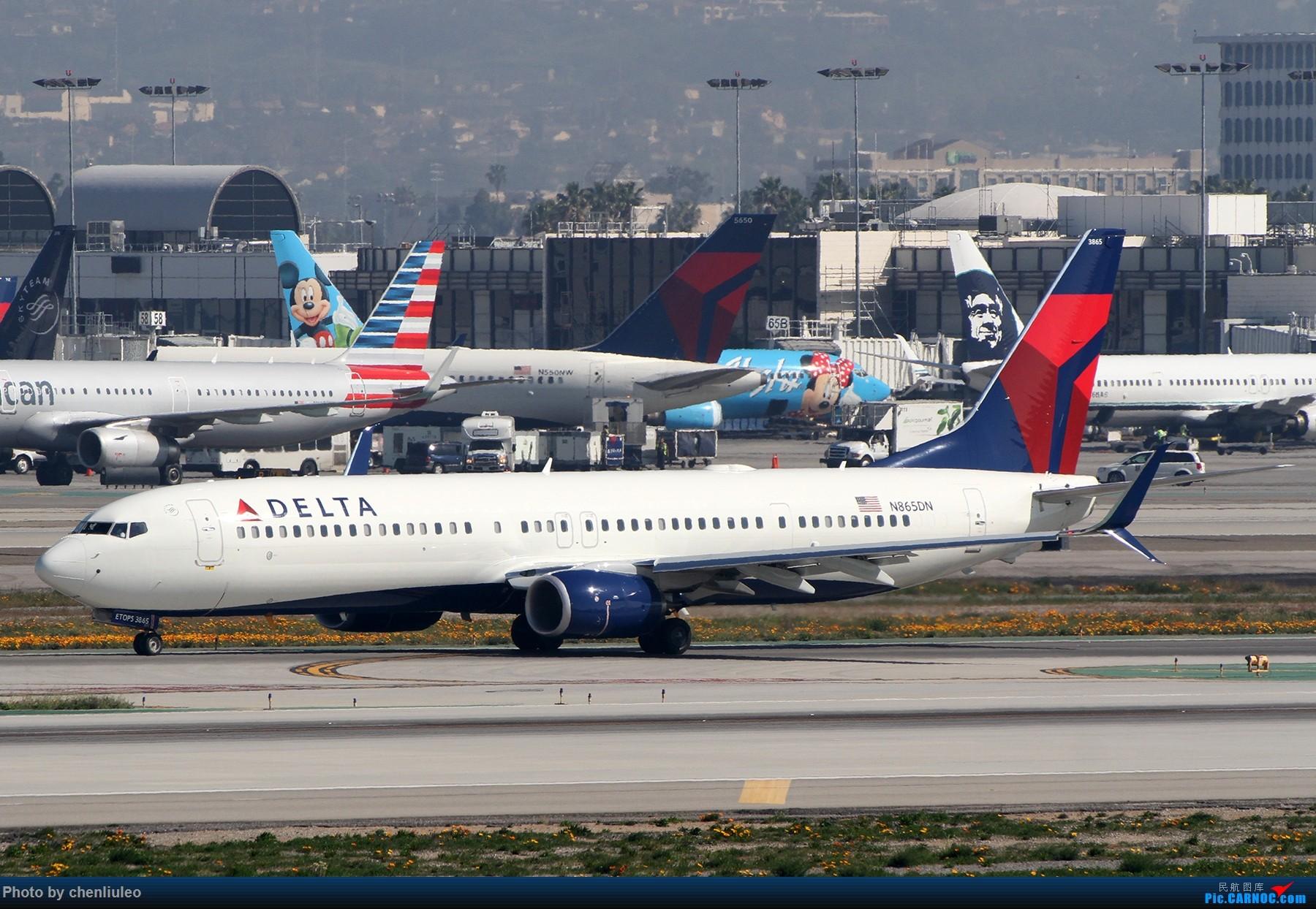 Re:[原创]【北美飞友会】全日空星球大战BB-8黄昏中降落LAX 以及一些杂图 BOEING 737-900ER N865DN 美国洛杉矶机场