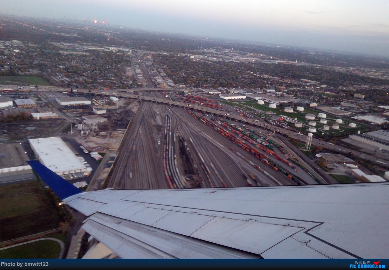 Re:[原创]【ORD芝加哥】迟来的美国游记之芝加哥转机,碴图谨入    美国芝加哥奥黑尔国际机场