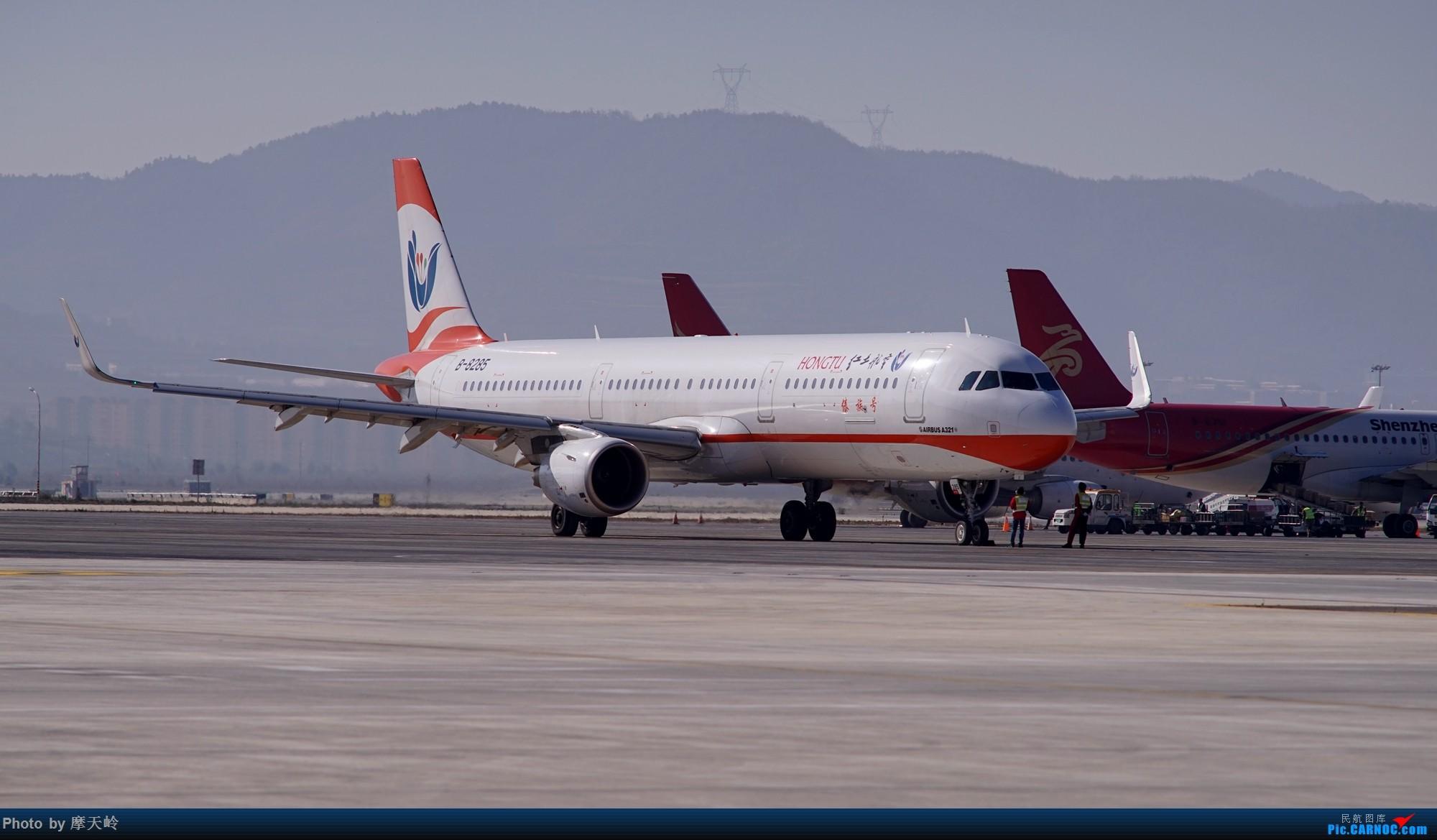Re:[原创]【昆明长水】内场拍拍拍 AIRBUS A321-200 B-8285 中国昆明长水国际机场