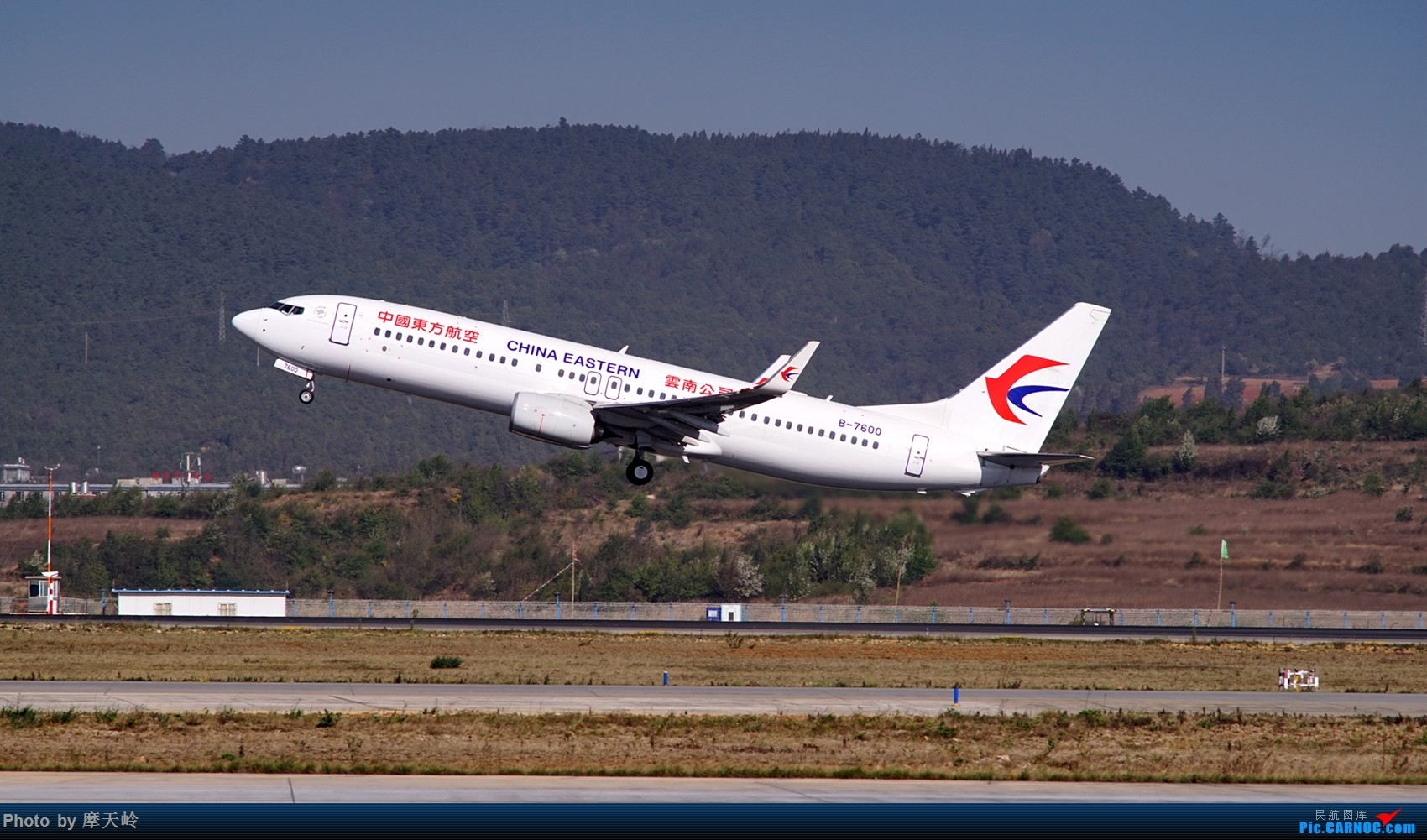 Re:[原创]【昆明长水】内场拍拍拍 BOEING 737-800 B-7600 中国昆明长水国际机场