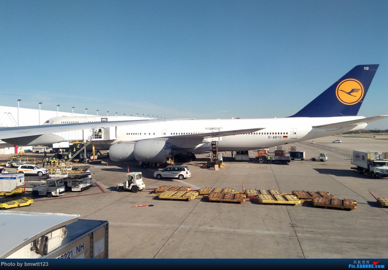 Re:[原创]【ORD芝加哥】迟来的美国游记之芝加哥转机,碴图谨入 748 D-ABYO 芝加哥奥黑尔国际机场