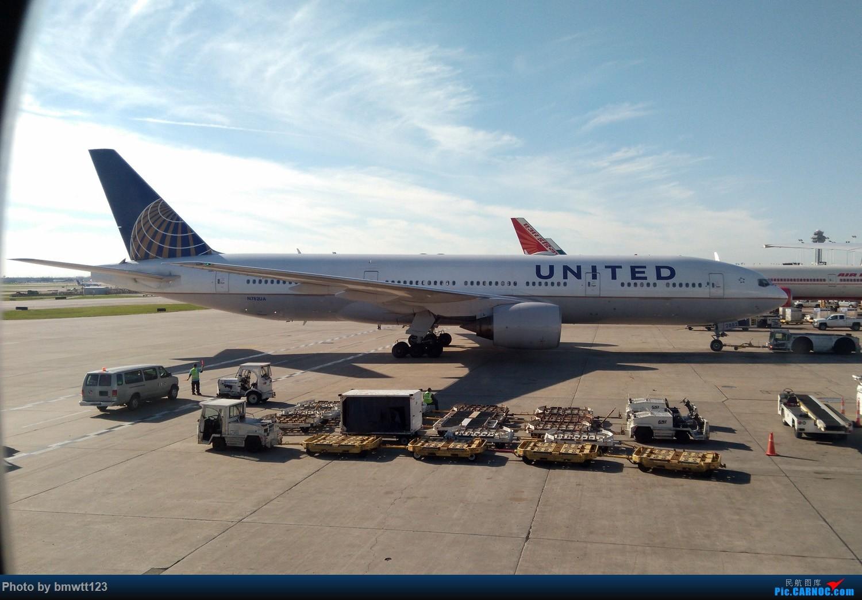 Re:[原创]【ORD芝加哥】迟来的美国游记之芝加哥转机,碴图谨入 772 N782UA 芝加哥奥黑尔国际机场