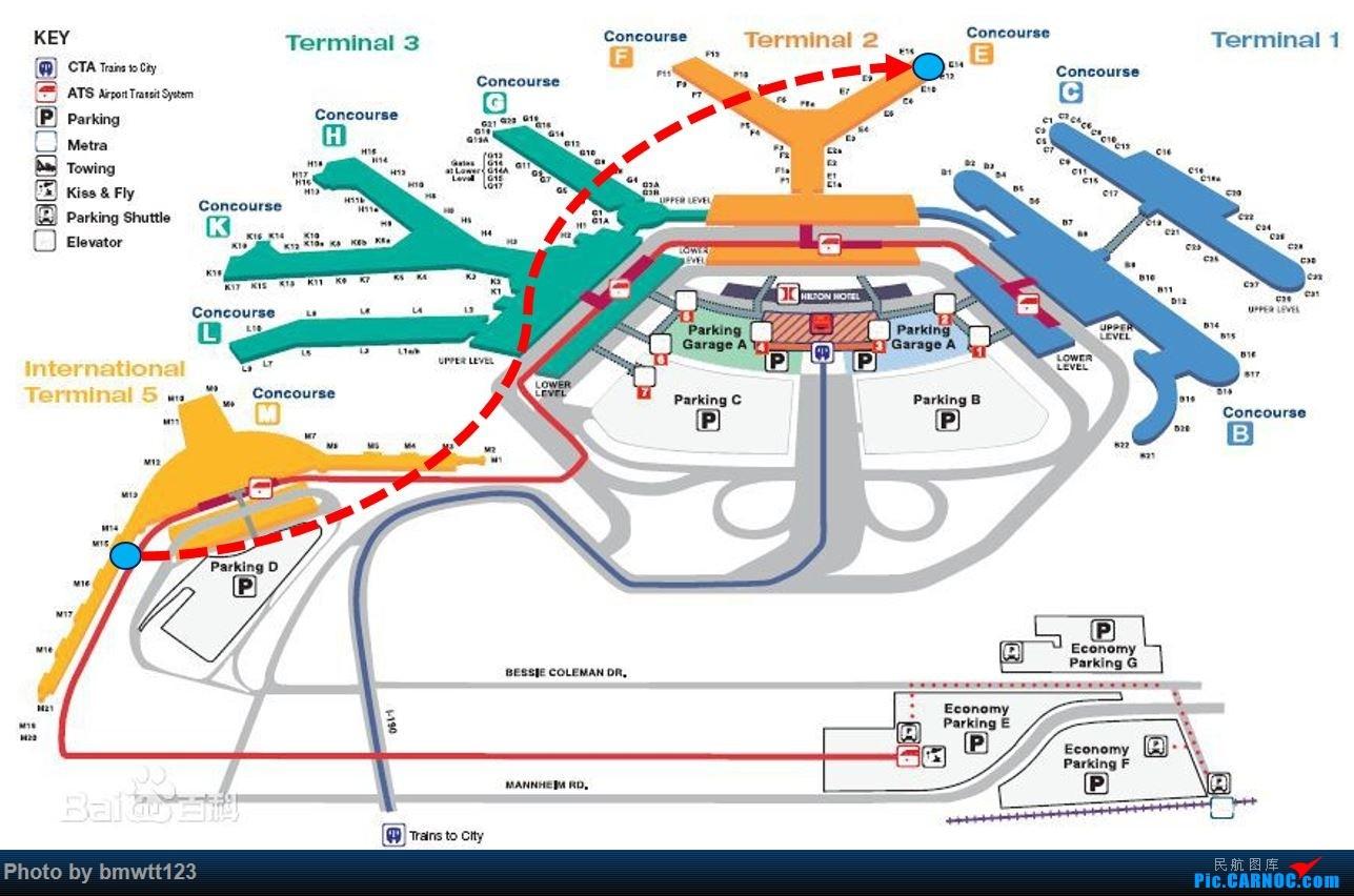 Re:[原创]【ORD芝加哥】迟来的美国游记之芝加哥转机,碴图谨入 773 A7-BEE 芝加哥奥黑尔国际机场 美国芝加哥奥黑尔国际机场