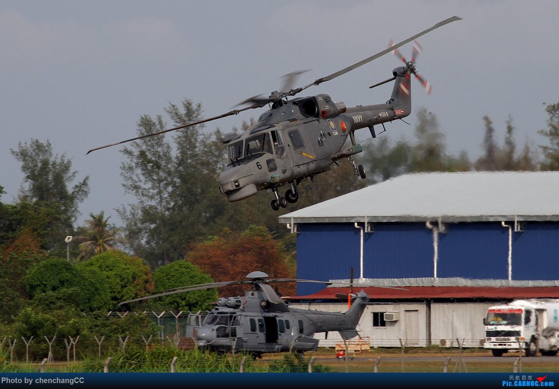 [原创]【chenchangCC】兰卡威航展之超级山猫 WESTLAND LYNX M501-6 马来西亚兰卡威机场