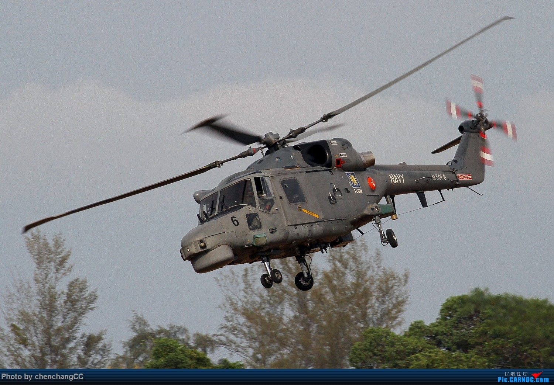 Re:[原创]【chenchangCC】兰卡威航展之超级山猫 WESTLAND LYNX M501-6 马来西亚兰卡威机场